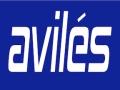 Logo Ropa avilés (negativo)