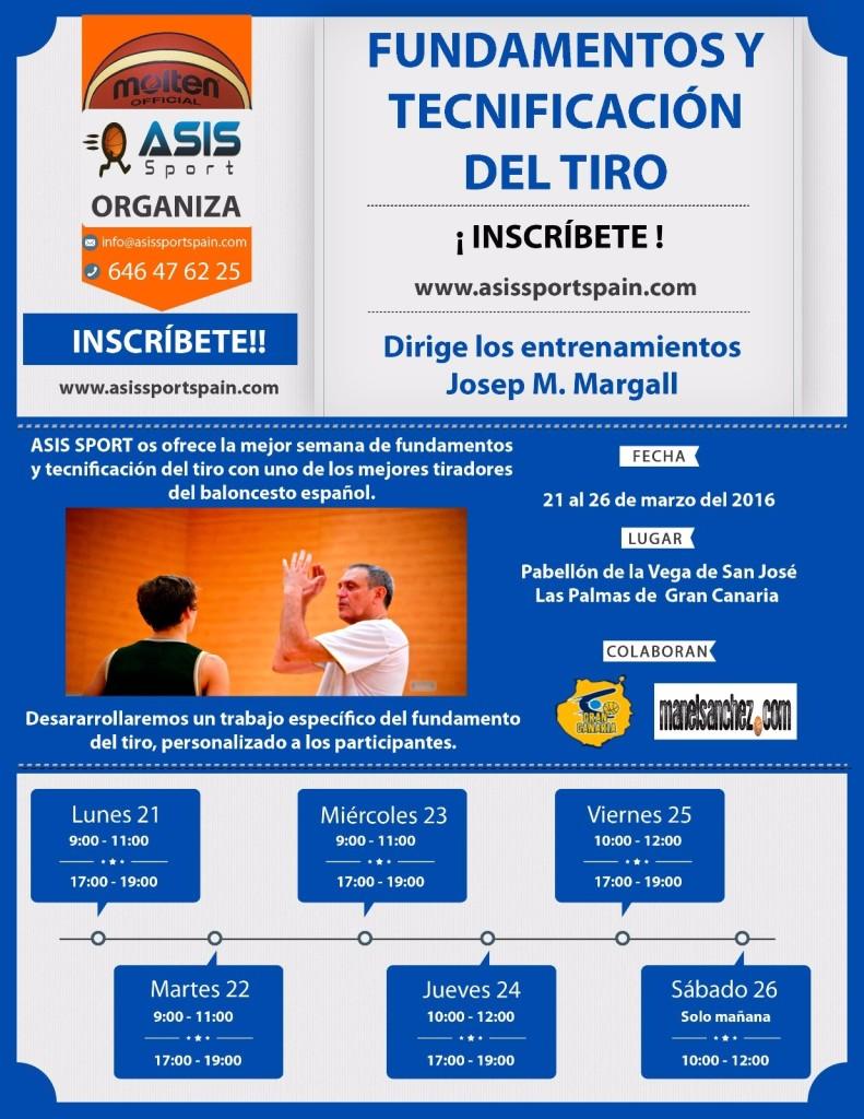ASIS-Margall basket