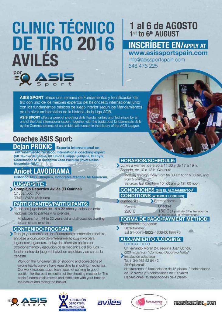 CARTEL_A3_CLINIC TÉCNICO TIRO AVILÉS_AF