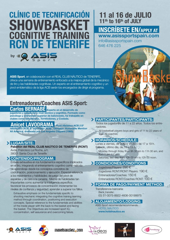 CARTEL_A3_CLINIC-TÉCNIFICACIÓN-TENERIFE_AF